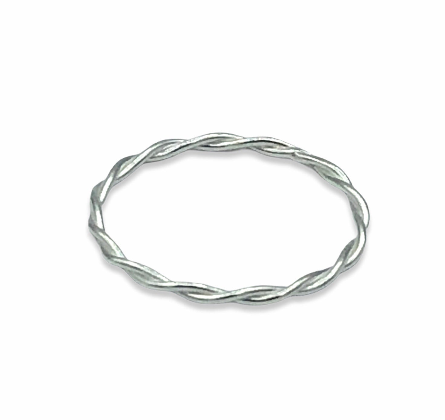Cameron Stackable Twisted Ring