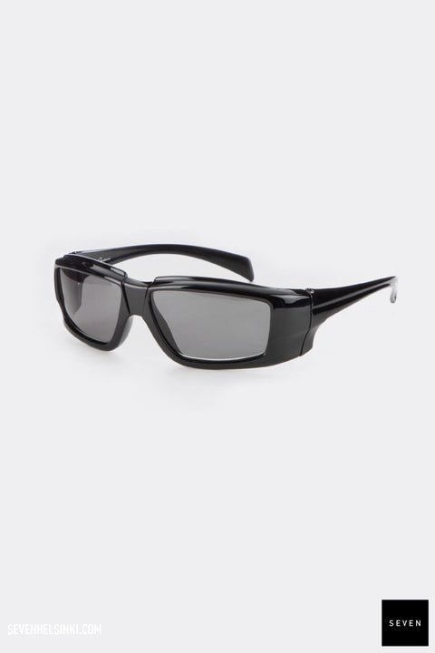 RICK SUNGLASSES - black/black