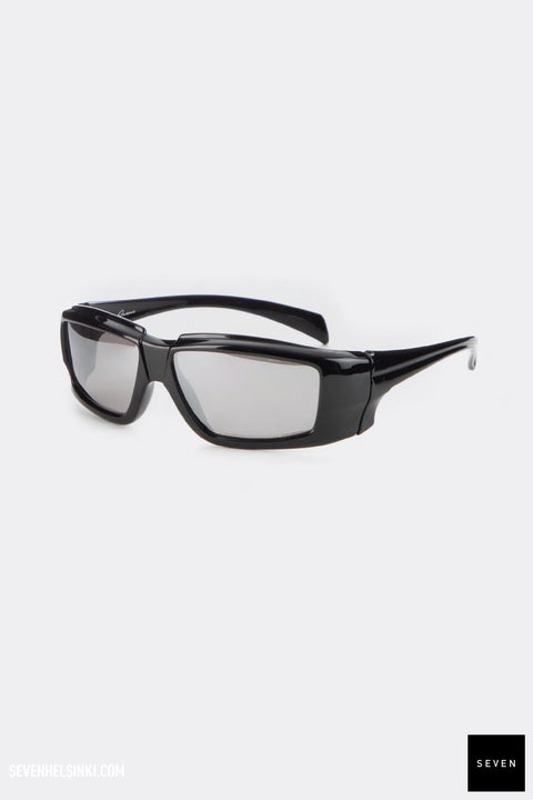 RICK SUNGLASSES - black/silver