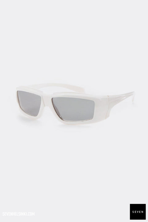 RICK SUNGLASSES - cream/black