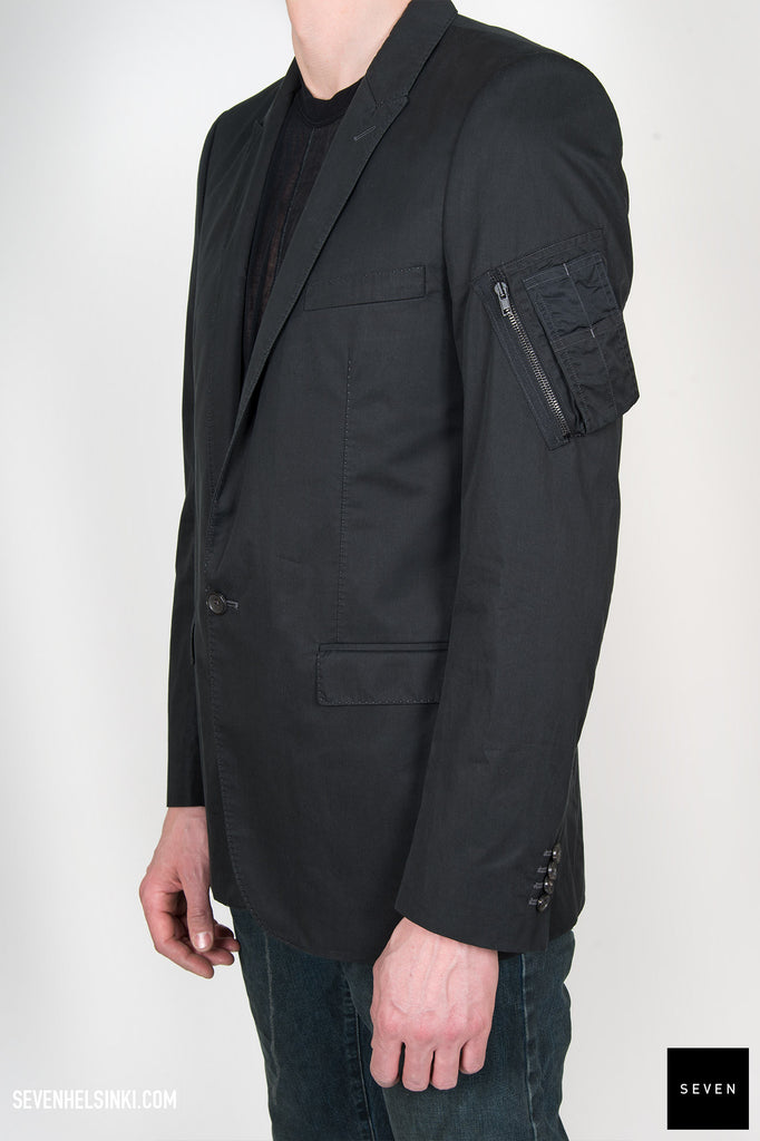 JACKET WITH ARMY POCKET