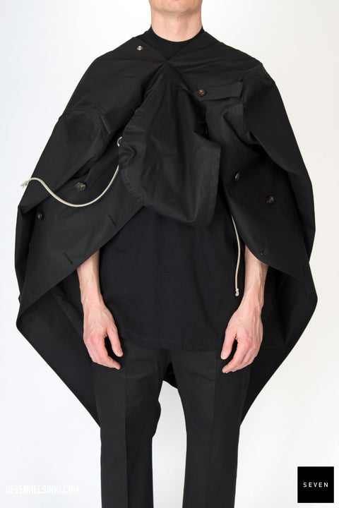 PONCHO TRENCH