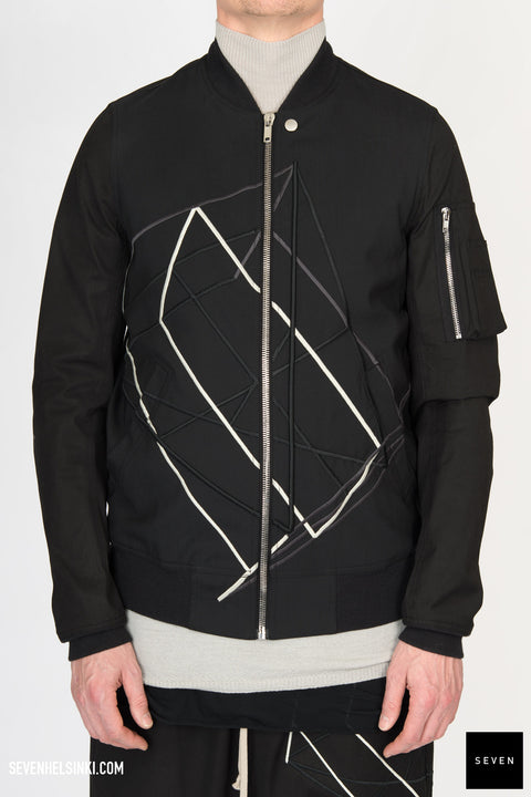 RICK OWENS SS19 BOMBER SEVEN