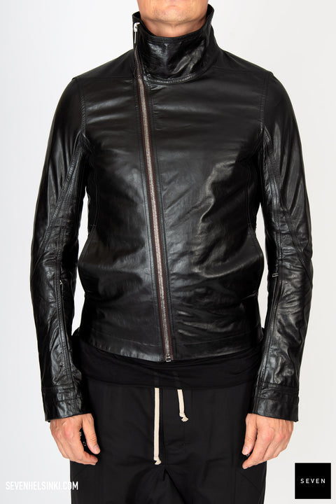 Rick Owens FW20 Performa Bauhaus leather jacket