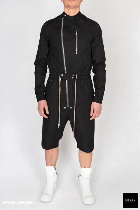 SHORT GARY FLIGHTSUIT RICK OWENS SS21 PHLEGETHON