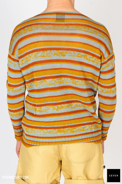 STRIPED BOAT JUMPER