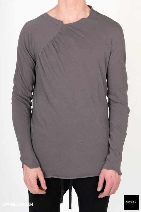 OVER SWEATER - GREY