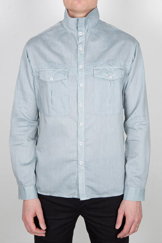 Funnel Neck Shirt M209