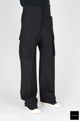 TAILORED CARGO PANTS