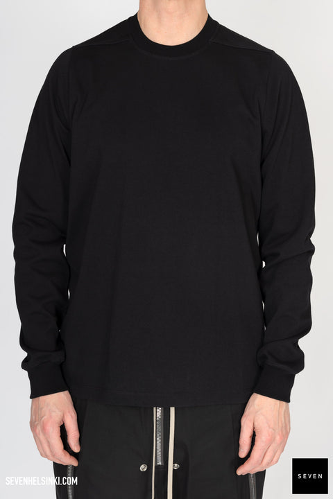 RICK OWENS SS21 PHLEGETHON CREWNECK SWEATER