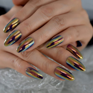 French Beige Nails - Empressnails