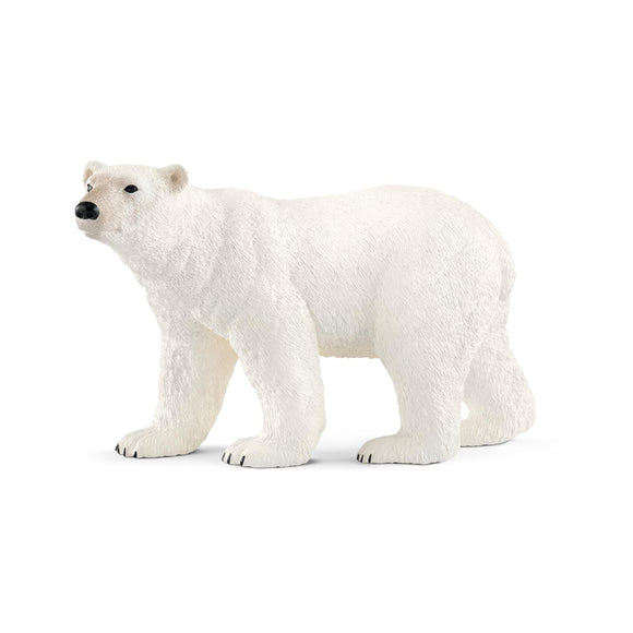 Schleich Polar Bear Animal Figure