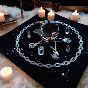 Chained Desire Altar Cloth