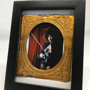 Original Framed Polaroid