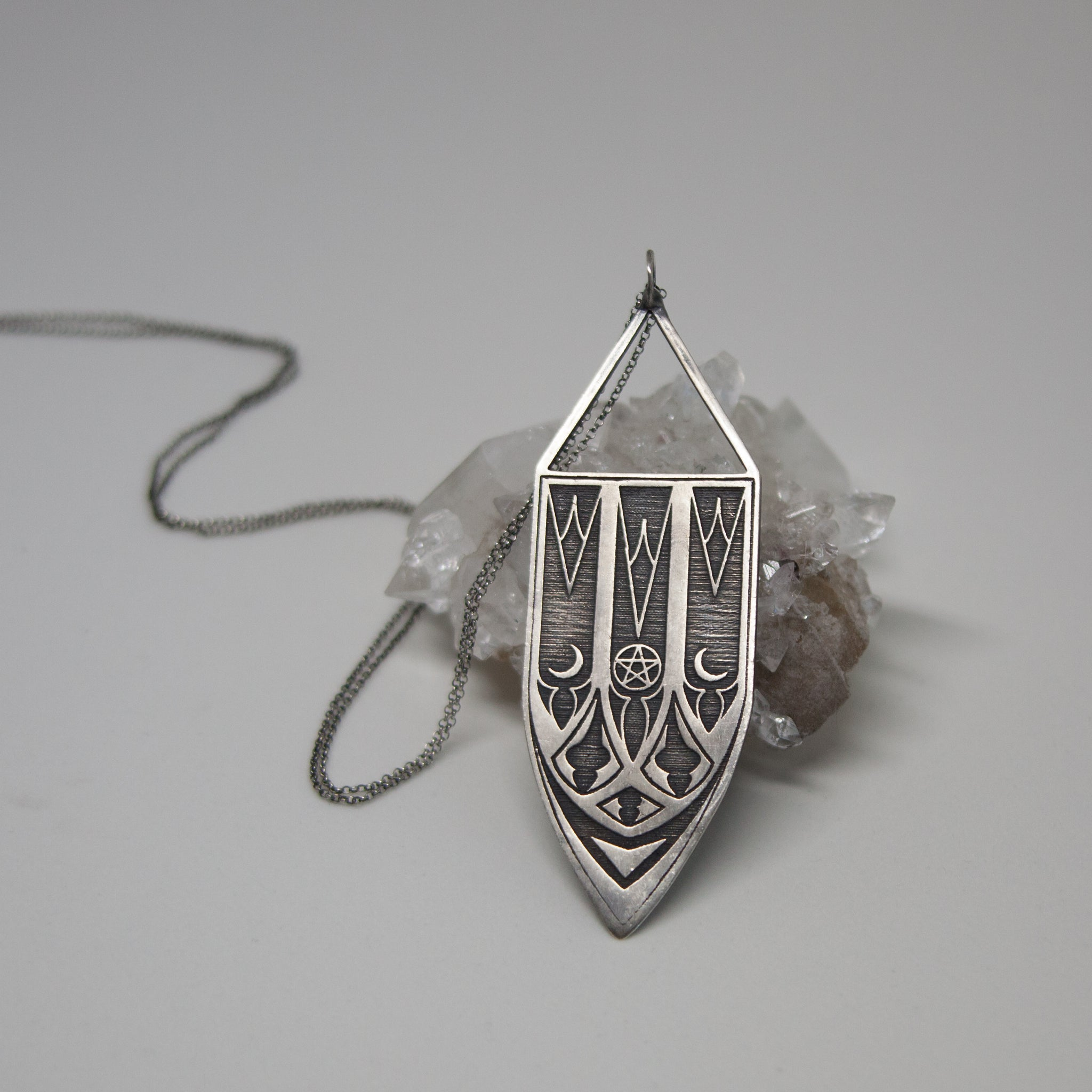 Hallowed Cathedral Necklace