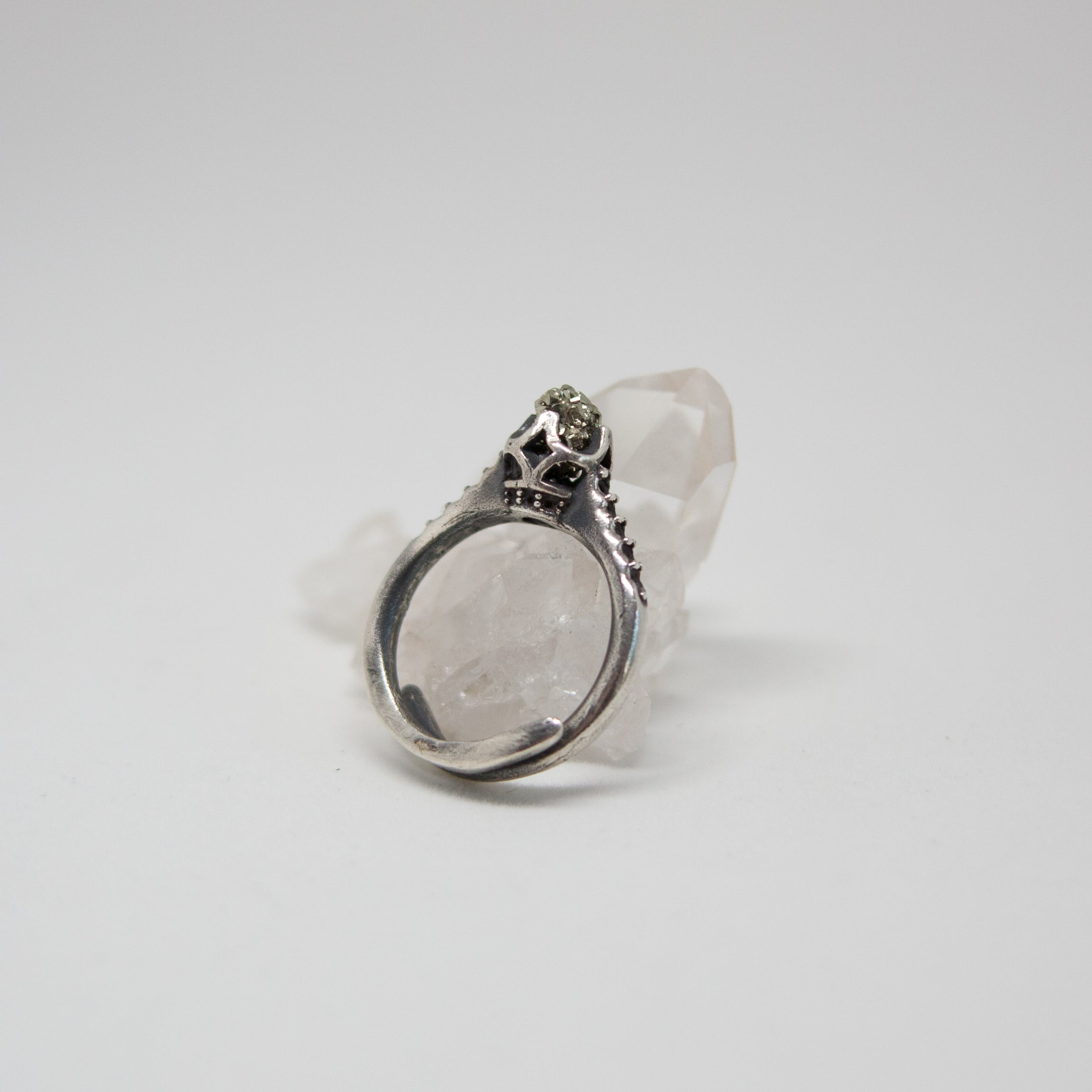 Castle Ring - Ready To Ship