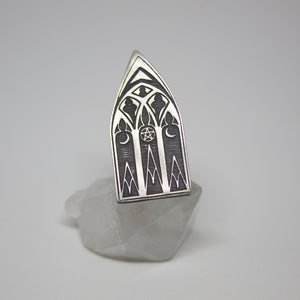 Hallowed Cathedral Ring