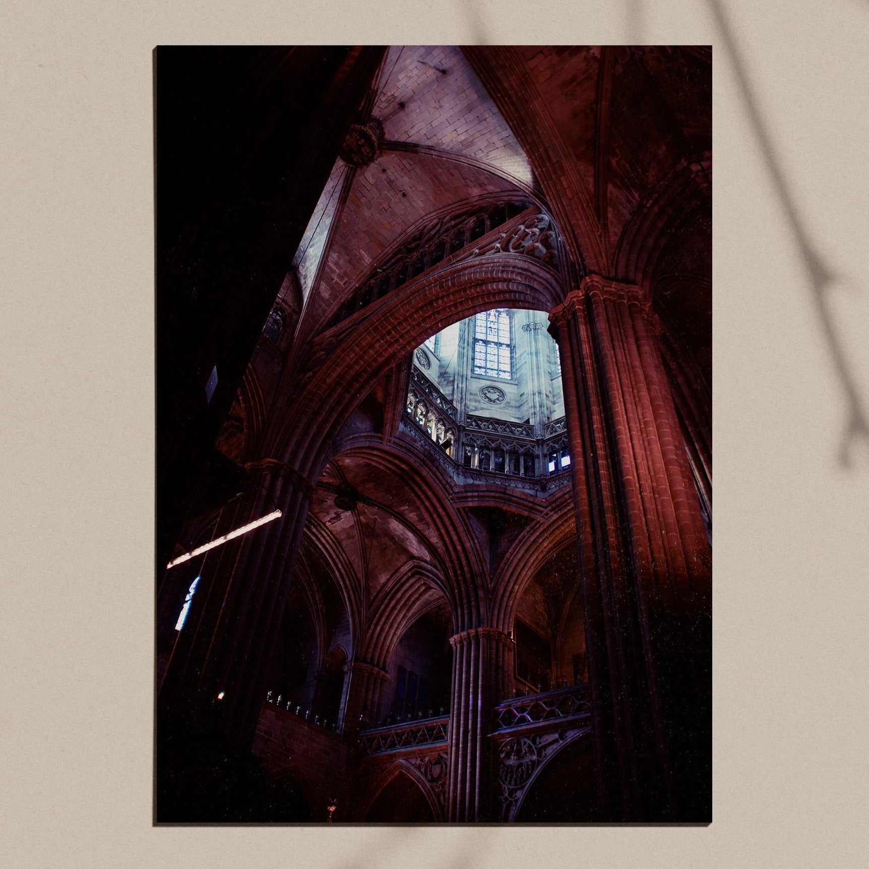 Arches I archival giclee print