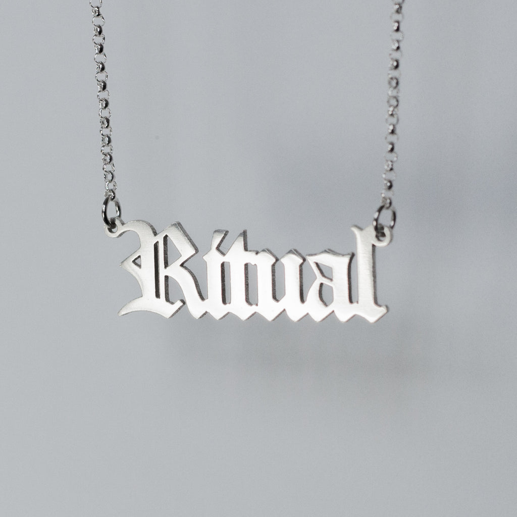 Ritual Necklace