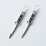 Switchblade Earrings