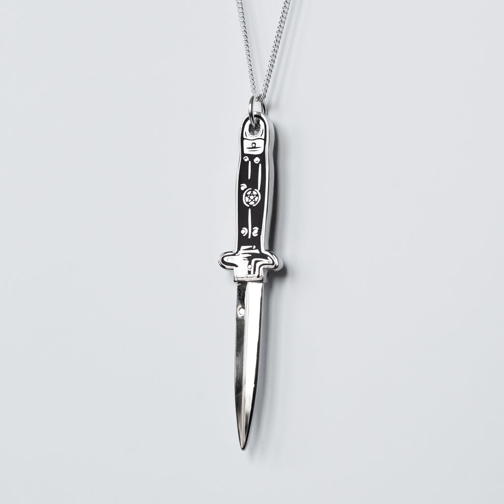 Switchblade Necklace