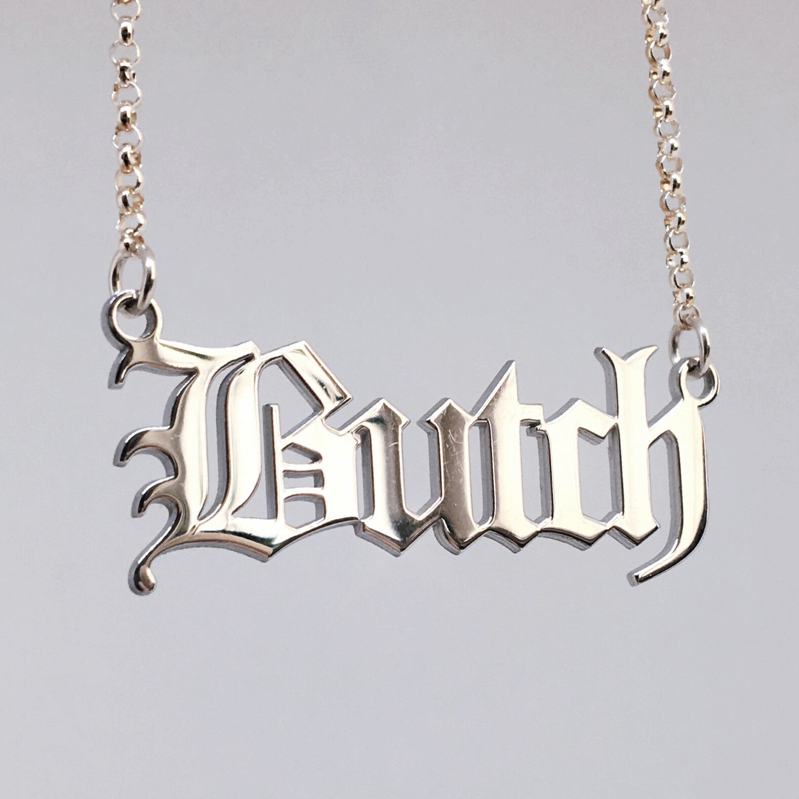 Butch Necklace *READY TO SHIP*