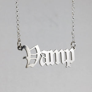 Vamp Necklace *READY TO SHIP*
