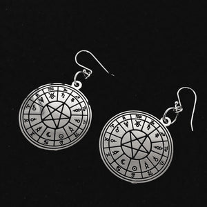 Sigil Earrings