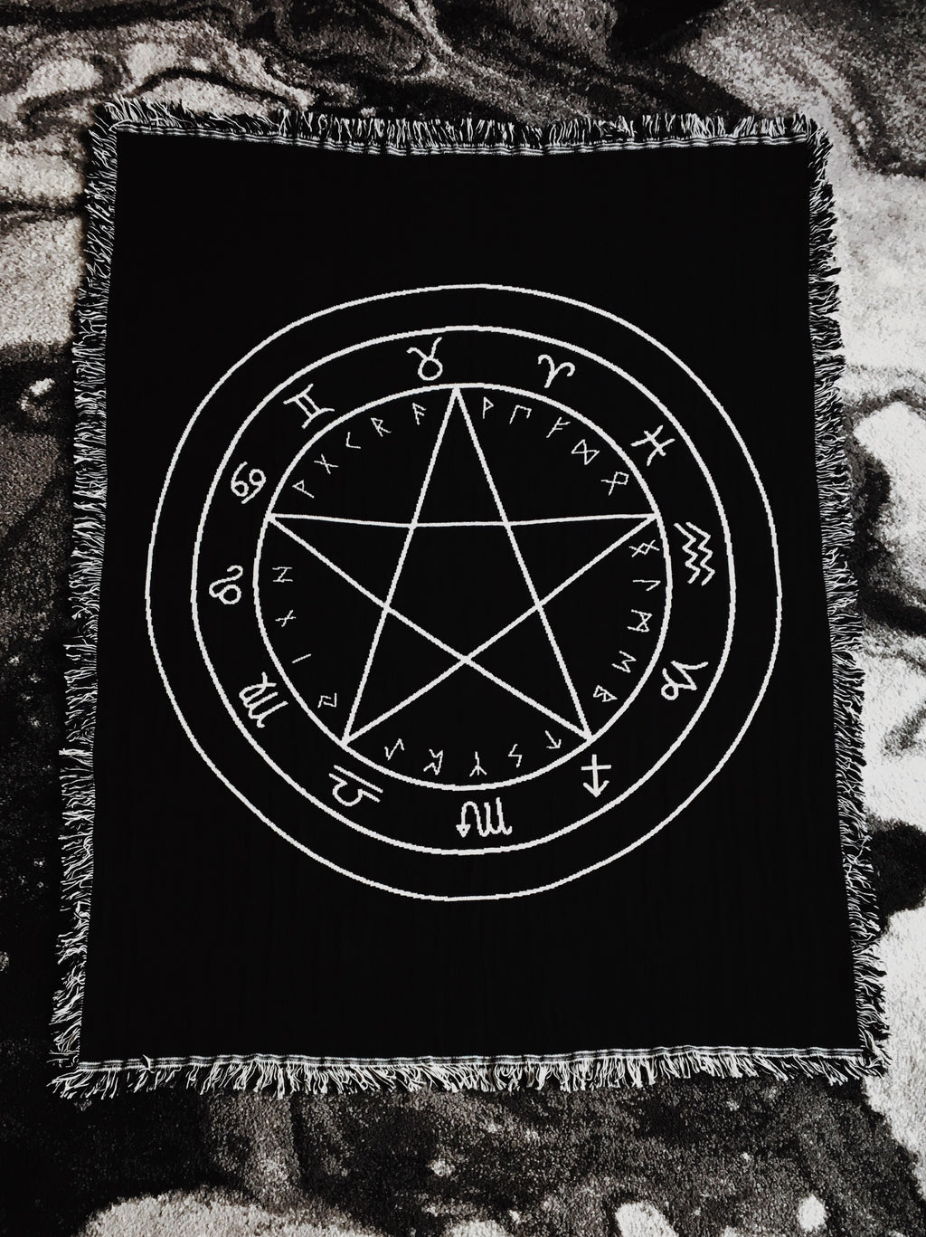 Sigil Throw // Tapestry