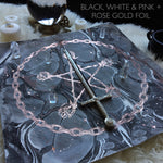 ✦MARBLED✦ Chained Desire Altar Cloth