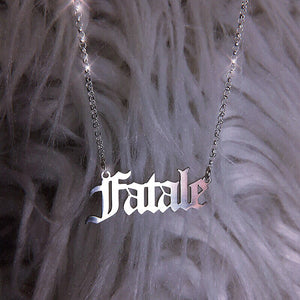 Fatale Necklace