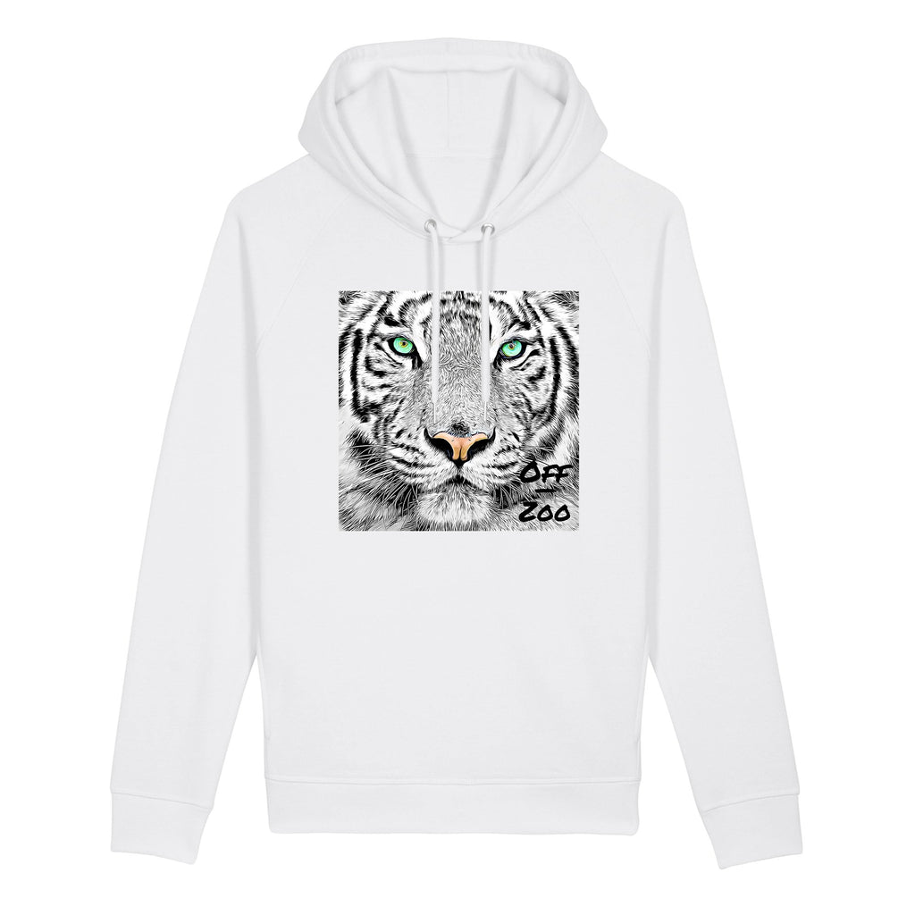Always Together White Tiger  Sweatshirt   Sizes//Colors