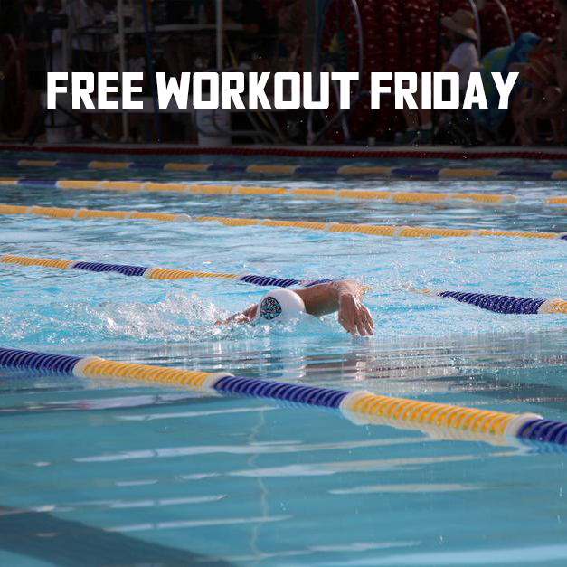 Free workout Friday - Mid-distance and Sprint Workout