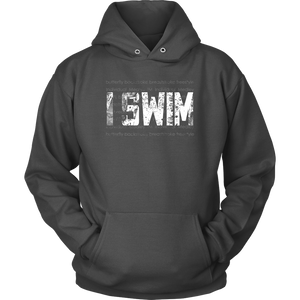 I Swim Sweatshirt