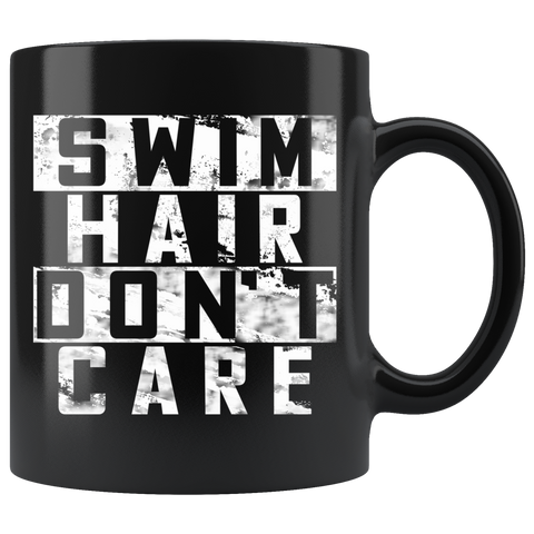 Swim Hair Don't Care Mug