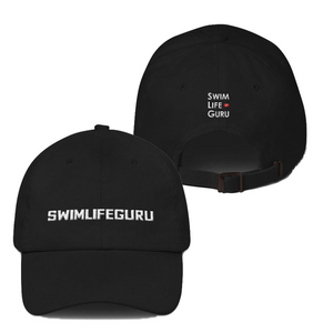 SwimLifeGuru Embroidered Cap