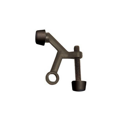 deluxe hinge pin stop Rubbed Bronze