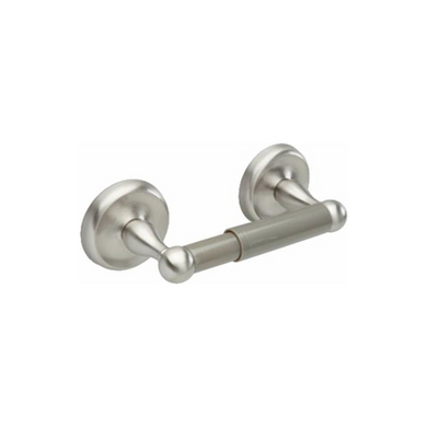 Nickel Standard Toilet Paper Holder