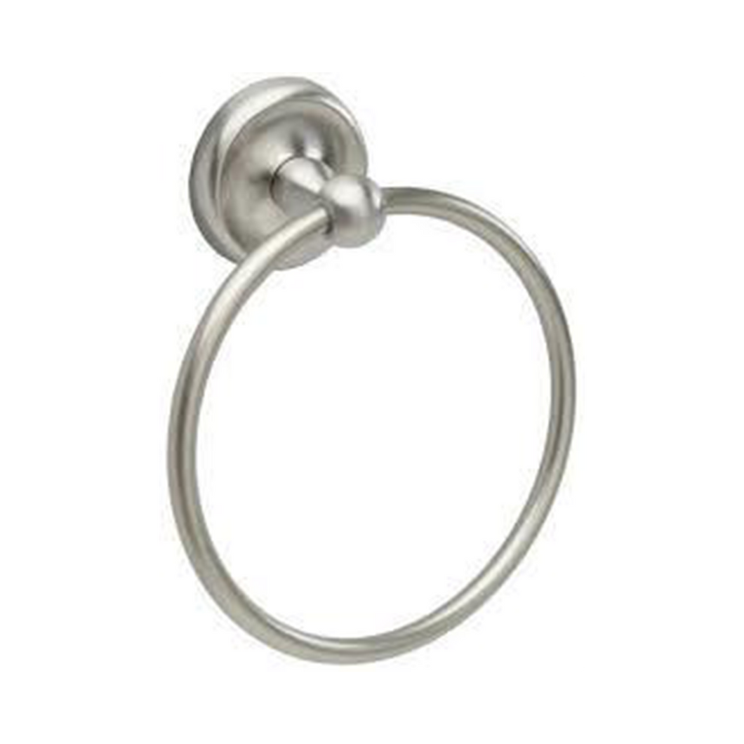 Nickel Towel Ring