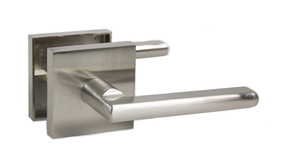Onyx Lever Privacy - Satin Nickel