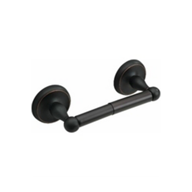 Rubbed Bronze Standard Toilet Paper Holder