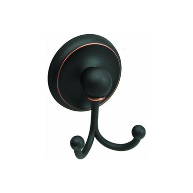 Rubbed Bronze Robe Hook