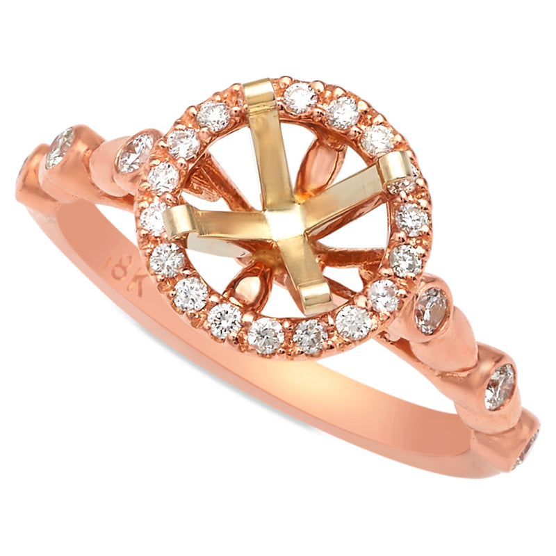 The Lisa Engagement Ring