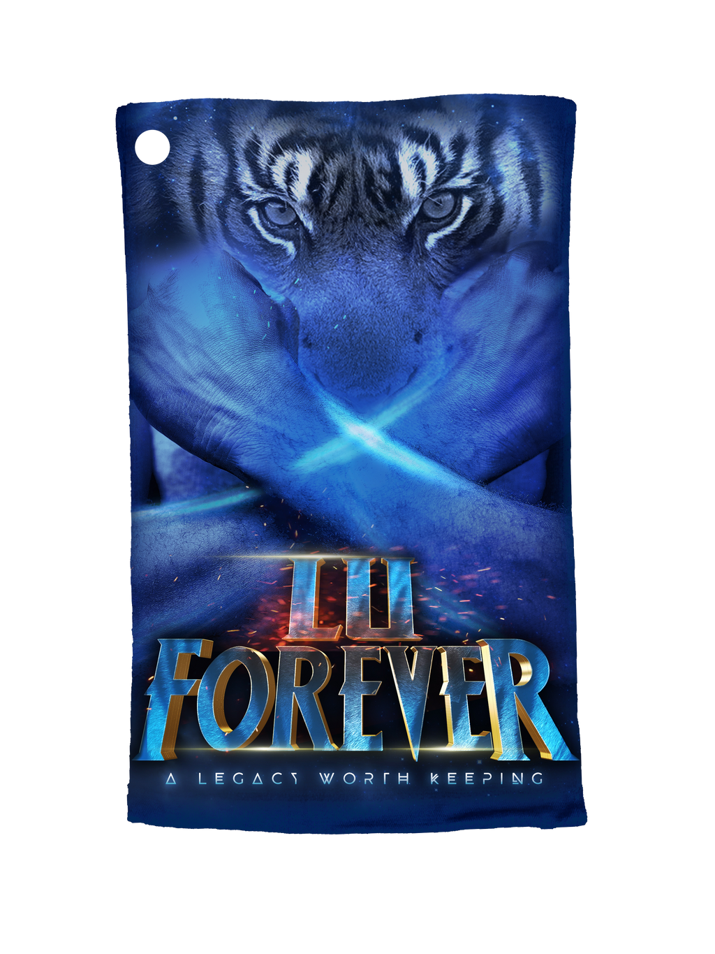 LU Forever Rally Towel