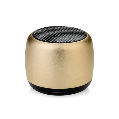 Little Wonder Solo Stereo Multi-Connect Bluetooth Speaker - GOLD