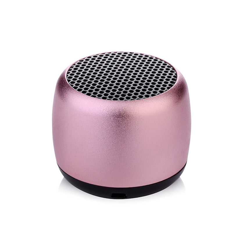 Little Wonder Solo Stereo Multi-Connect Bluetooth Speaker - ROSE GOLD