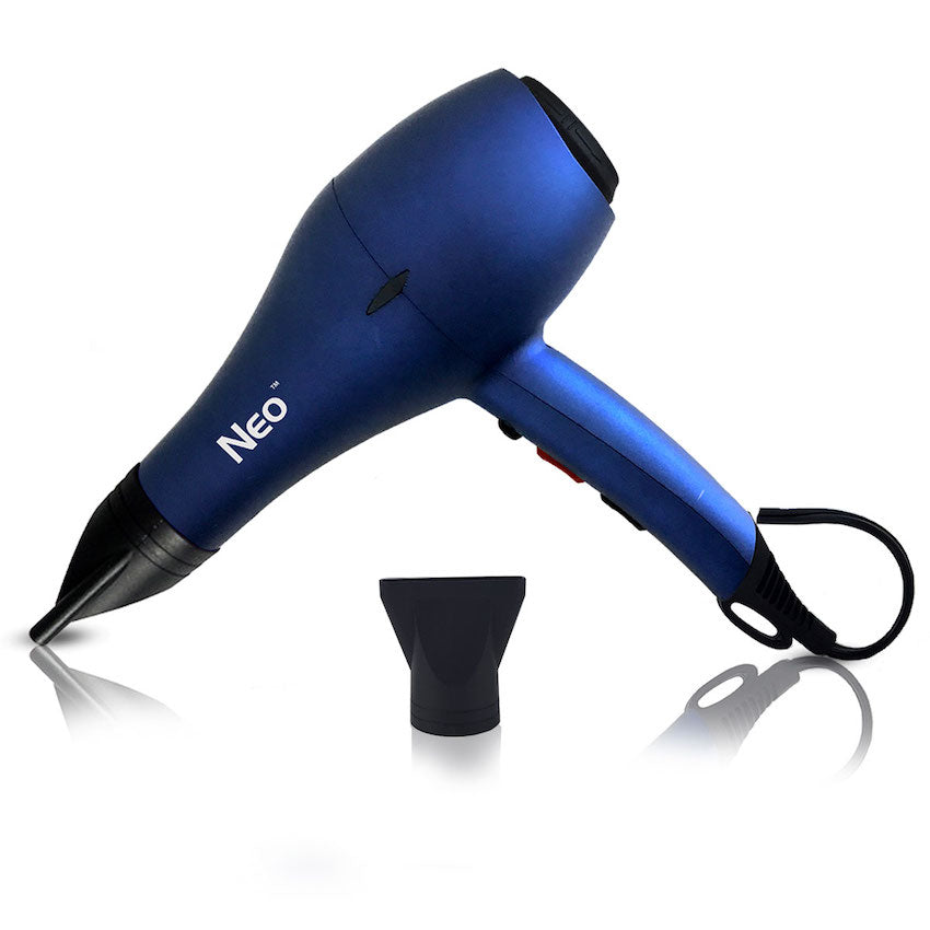 Ionic Dryer - Navy Blue