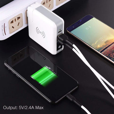 SUPER CHARGER - Global Travel Charger and Power Bank