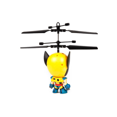 Marvel 3.5 Inch Wolverine Flying Figure IR Helicopter