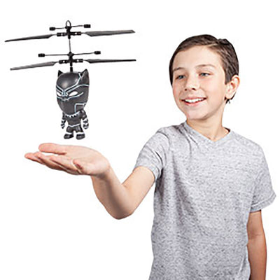 Marvel 3.5 Inch Black Panther Flying Figure IR Helicopter